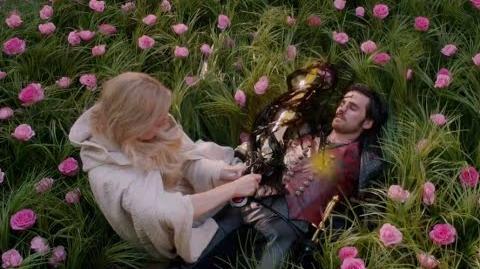 Once Upon A Time 5x08 Killian & Emma 7