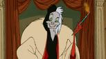 Les 101 Dalmatiens (Disney) Cruella d'Enfer cigarette sourire.png