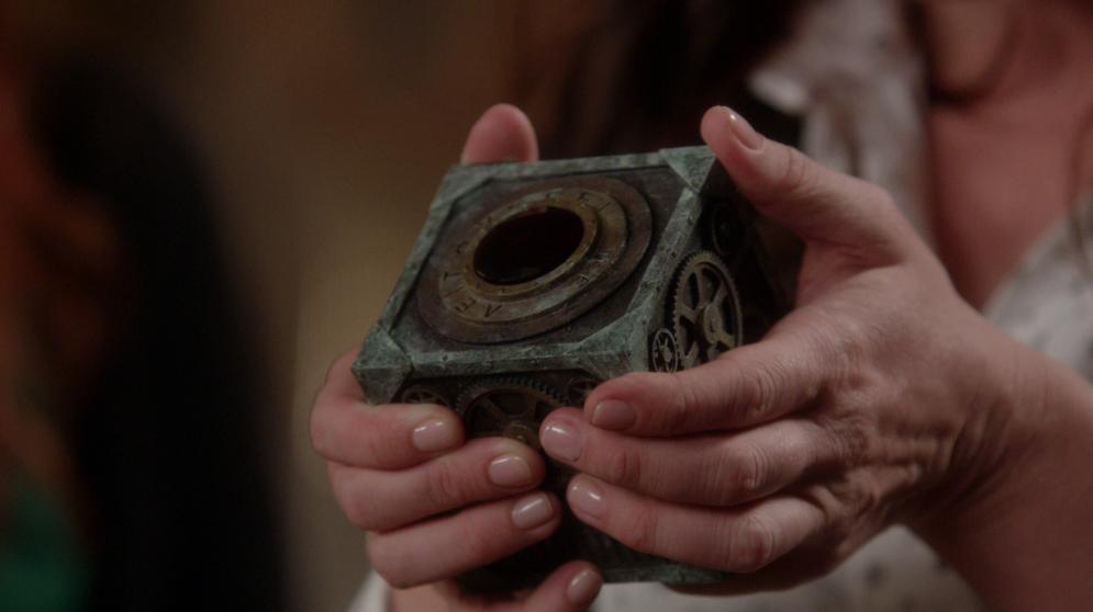 Caja de Pandora (Original)