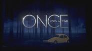 Once Upon a Time logo titlecard générique épisode 4x19