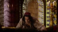 6x05 Aladdin vol tapis