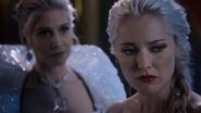 4x08 Ingrid Reine des Glaces Elsa Reine des Neiges annonce trahison mensonges