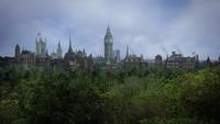 W1x06 Angleterre victorienne Londres Tour Elizabeth Big Ben