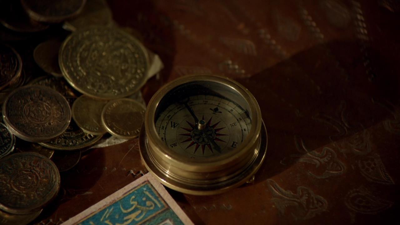 Boussole de Cyrus