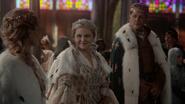 6x10 Princesse Emma Blanche-Neige Roi David uchronies cérémonie adoubement attente arrivée Prince Henry rires sourires
