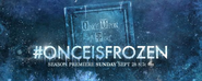 Photo Once is Frozen Livre Contes Henry S4