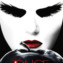 Once Upon a Time season saison 5 Dark Swan pomme poster affiche.png