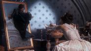 2x02 Cora Reine Regina poussée miroir magique mini
