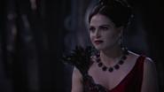 5x12 Reine Regina anniversaire adieux Cora miroir Pays des Merveilles