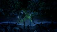 3x01 Peter Pan Henry Mills poudre de fée magie foi croyance falaise envol Pays Imaginaire