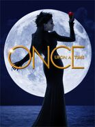 Once Upon a Time Season 3 Poster Evil Queen