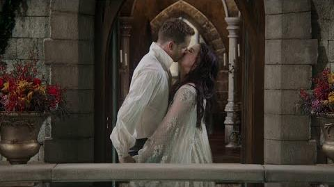 """Snow und Prinz Charmings Song """"Kraftvolle Magie"""" - Once Upon A Time-1"""