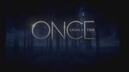 Once Upon a Time logo titlecard générique épisode 3x14