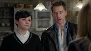 4x14 Loft David Mary Margaret confiants Regina infiltration Emma inquiète