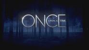 Once Upon a Time logo titlecard générique épisode 3x01