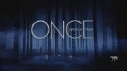 Once Upon a Time logo titlecard générique épisode 4x18