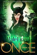 Once Upon a Time season 4 Maléfique poster