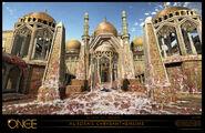 Aurora Palace Concept Art