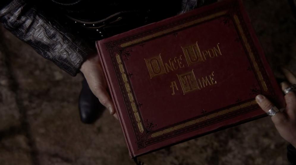 Libro Once Upon a Time del Inframundo