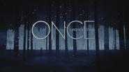 Once Upon a Time logo titlecard générique épisode 4x02