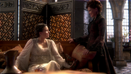2x15 souvenirs jeune Reine Regina Cora salon proposition cours d'équitation