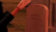 5x14 pierre tombale Emma Swan