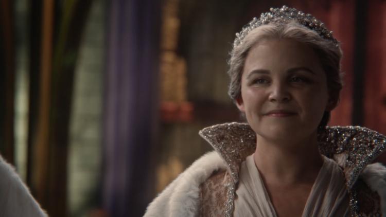 Reina Nieve (Reino del Deseo)