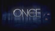 Once Upon a Time logo titlecard générique épisode 3x08