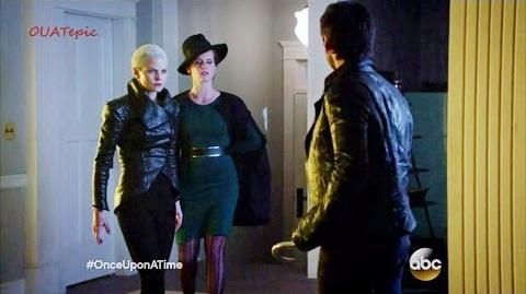 """Once Upon A Time 5x08 Hook Uses the Potion on Emma """"Birth"""" Season 5 Episode 8"""
