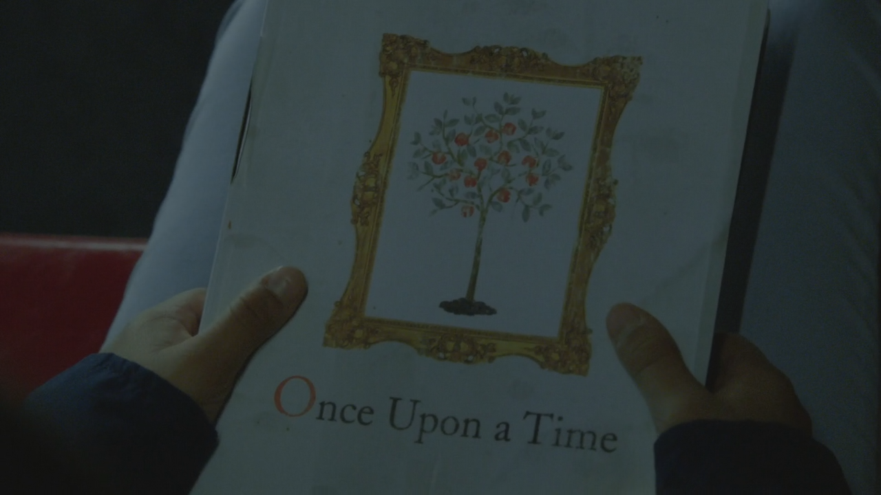 Once Upon a Time (roman)