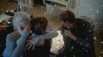 4x09 Elsa Anna Kristoff poste de police bureau du shérif Storybrooke chute Sortilège des Mille Éclats miroir