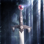 Once Upon a Time season 5 Excalibur the mighiest of all swords poster.png