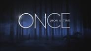 Once Upon a Time logo titlecard générique épisode 1x02
