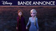 La Reine des Neiges 2 - Nouvelle bande-annonce Disney