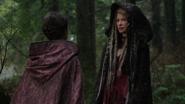 7x15 Gothel affirme que Javotte pas seule à vouloir intégrer les Huit sorcières