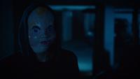 7x15 Tueur aux friandises parking masque