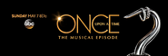 Once Upon a Time affiche poster bannière épisode musical 6x20 Once Upon a Musical