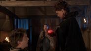 1x18 Daniel Colter jeune Reine Regina cœur enchanté Cora meurtre mort assassinat mini
