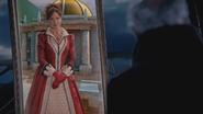 5x12 Cora Reine de Cœur caveau armoire à cœurs labyrinthe Pays des Merveilles adieux Henry Sr miroir magique