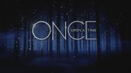 Once Upon a Time logo titlecard générique épisode 4x01
