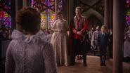 7x22 dos Regina Blanche-Neige Prince David Neal Cérémonie couronnement