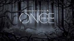 Once Upon a Time season saison 4 5 titlecard générique ténèbres ronces