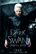 Once Upon a Time season 5 The Dark Swan Shall Rise poster