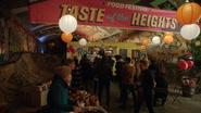 7x12 Festiva TASTE of the HEIGHTS