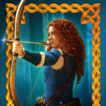 Once Upon a Time season 5 Merida Bravery is a choice poster.png