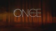 Once Upon a Time logo titlecard générique épisode 5x14