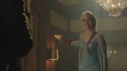 4x08 Emma Swan Elsa sourire magie acceptation