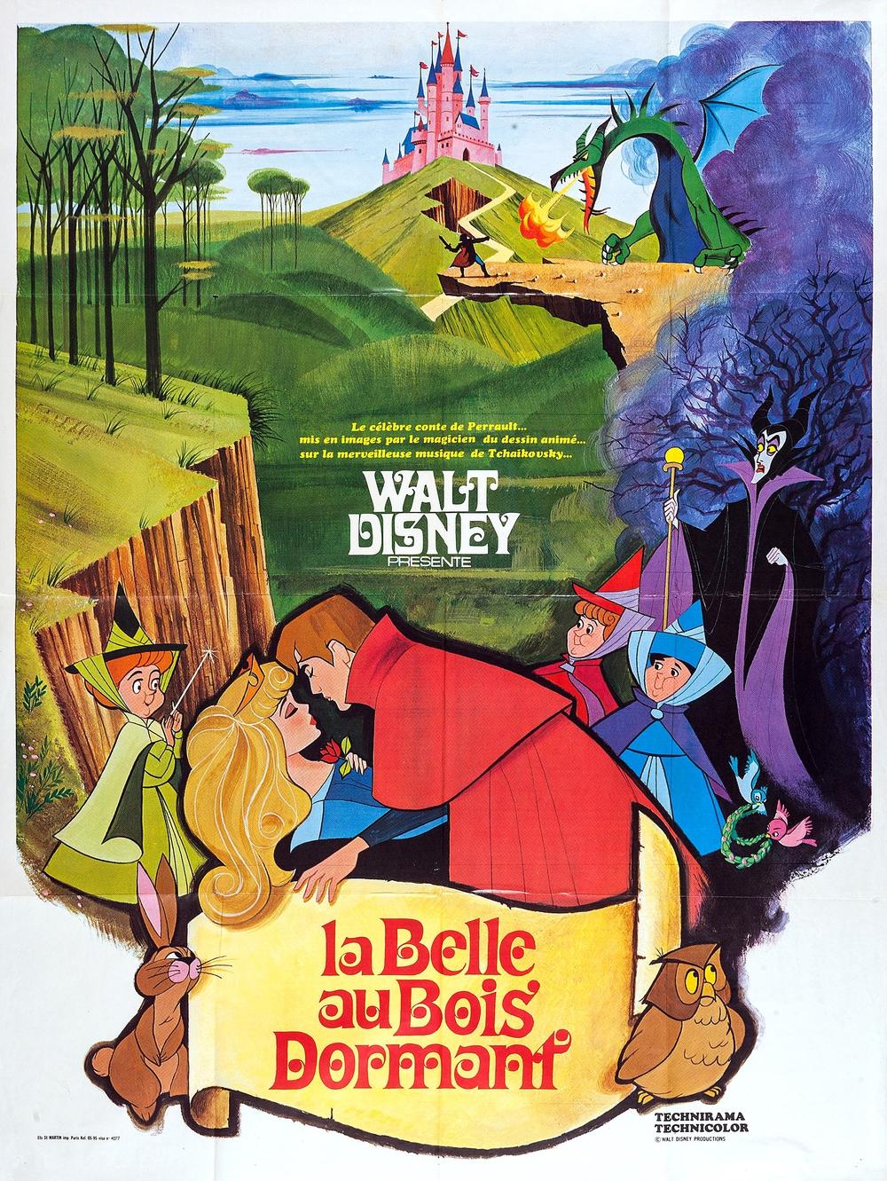 La Belle au Bois Dormant  Wiki Once Upon a Time  Fandom