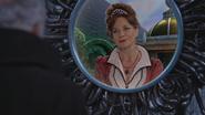 5x12 Henry Sr Cora Reine de Cœur Pays des Merveilles conversation Miroir Magique anniversaire Reine Regina sourire