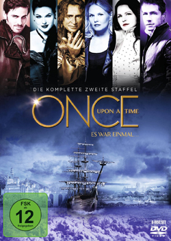 Once Upon a Time: Die komplette zweite Staffel